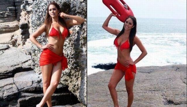 Fotos de Karen Schwarz en Bikini (4)