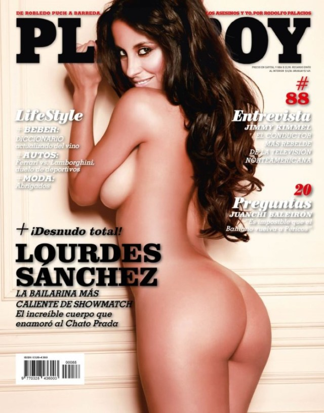Lourdes Sanchez Playboy Abril 2013 zonabase (1)