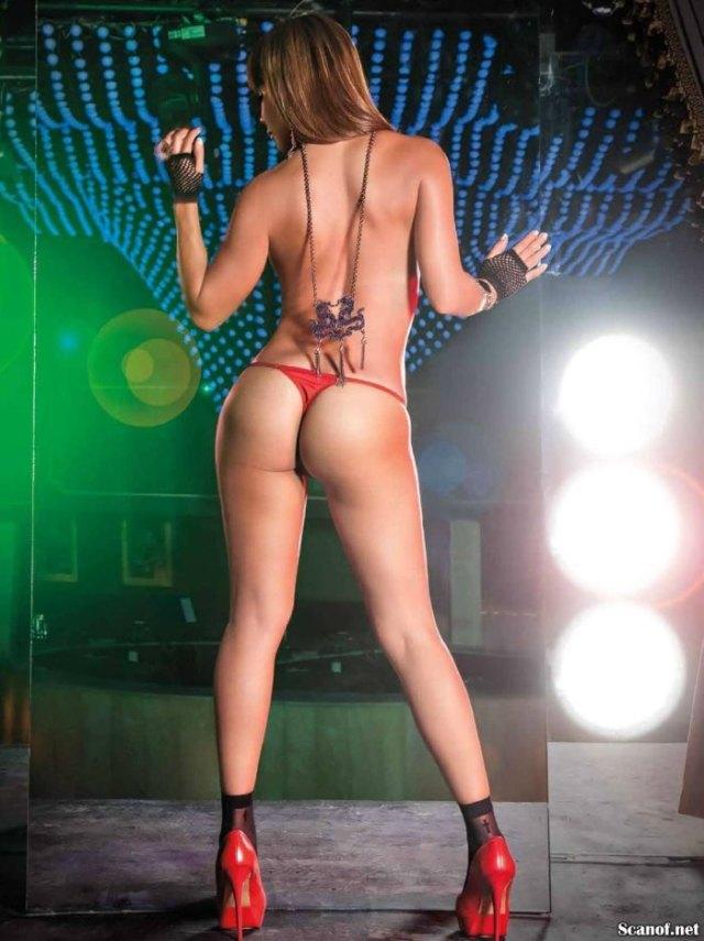 Patty Cuevas Playboy Julio 2013