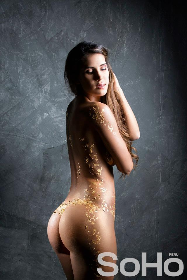 Vanessa Tello desnuda para SoHo Perú (3)