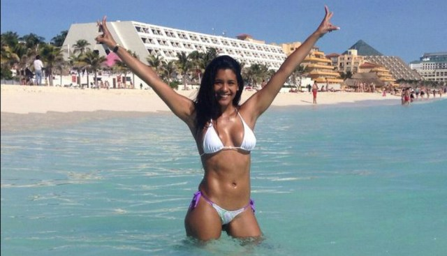Rocio Miranda hot