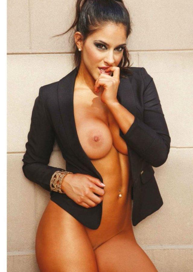 Celeste Muriega en la Revista Playboy de Enero 2015 zonabase (13)