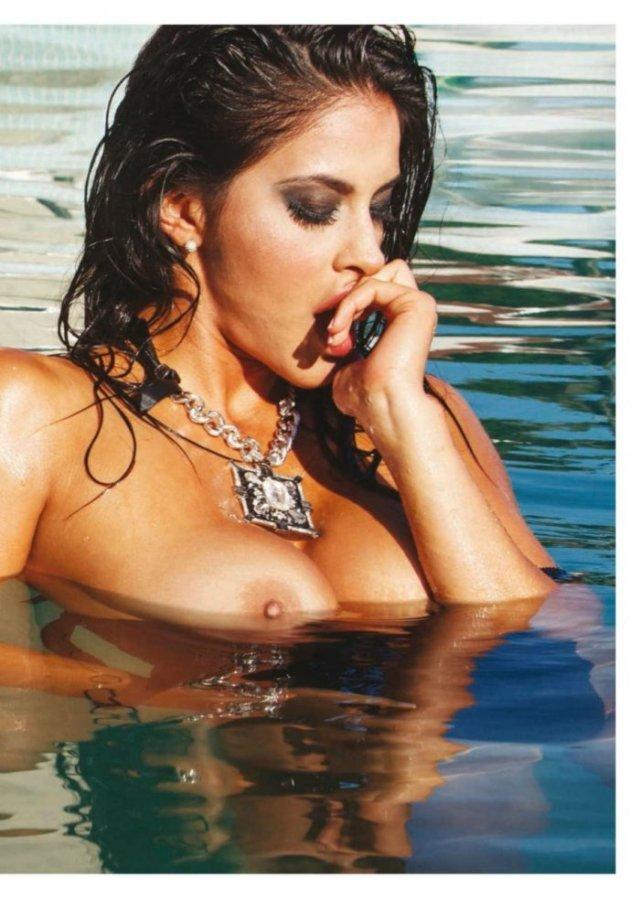 Celeste Muriega en la Revista Playboy de Enero 2015 zonabase (2)