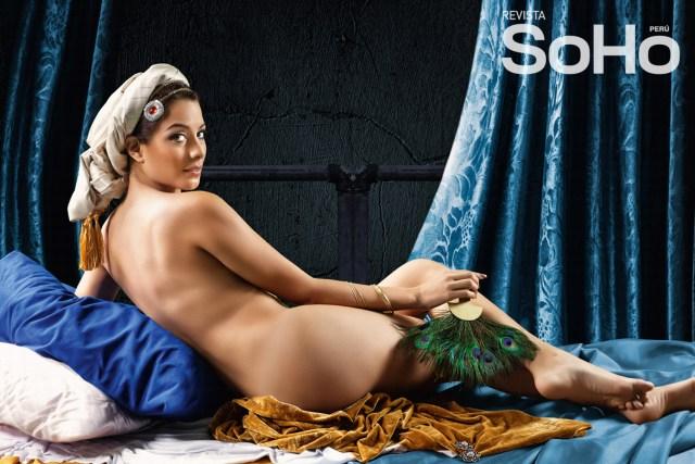 Natalia Salas Desnuda en soho (2)