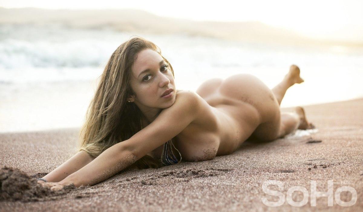 Pierina Parodi Desnuda