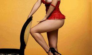 Sugey Abrego Revista Playboy Diciembre 2013
