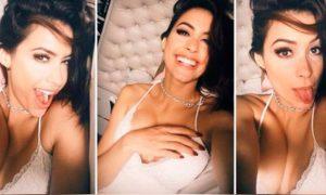 Supuesto video íntimo de Milett Figueroa Segunda Parte