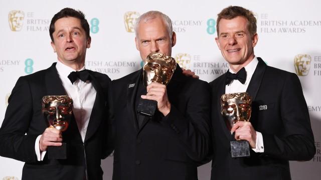 """Филмът """"Три билборда извън града"""" е големият победител на наградите БАФТА"""