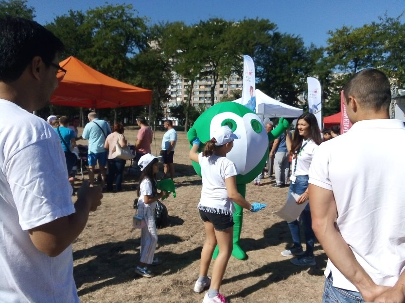 410 537 доброволци чистиха, облагородяваха и залесяваха България заедно на 14 септември