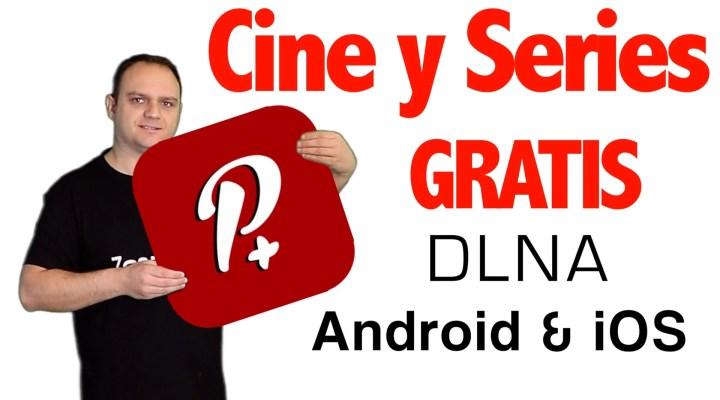 Cine y series gratis - Plusdede App