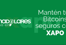 XAPO: Monedero BITCOIN