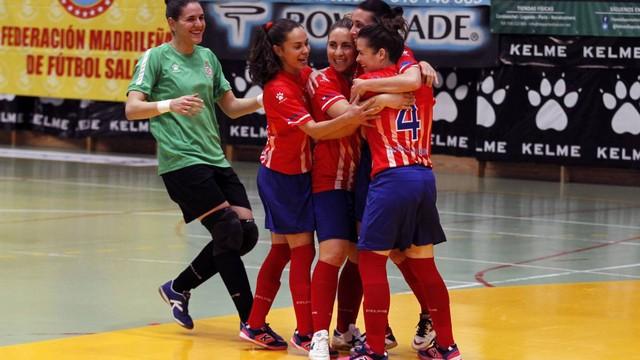 Resumen: Futsi Atlético Navalcarnero - Universidad de Alicante. Jornada 18ª