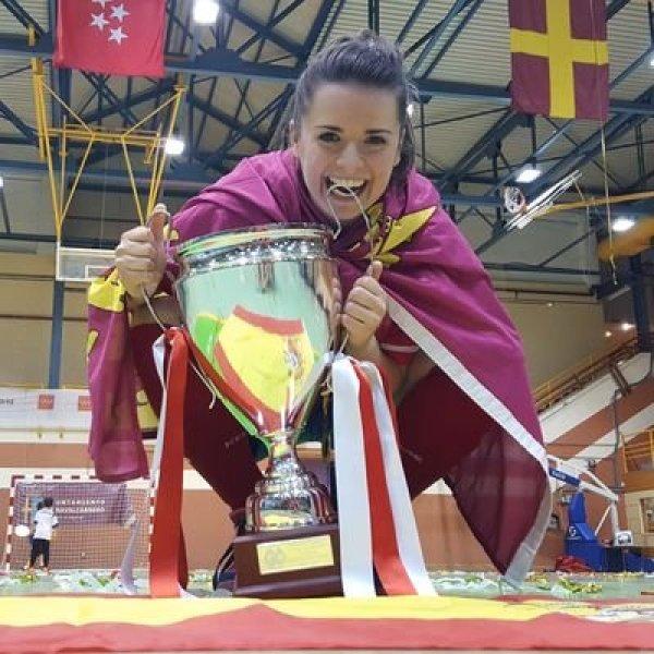 """Marta Pelegrín: """"Estamos preparadas para afrontar esta segunda vuelta intentado dar nuestra mejor versión"""""""