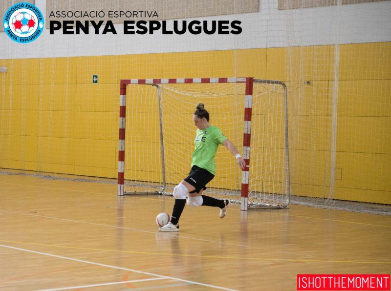"""Nerea Vilalta: """"Tenemos un equipo muy equilibrado con juventud y experiencia y calidad"""""""