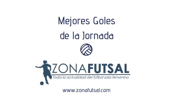 Mejores Goles de la 20ª Jornada de 1ª División de Fútbol Sala Femenino