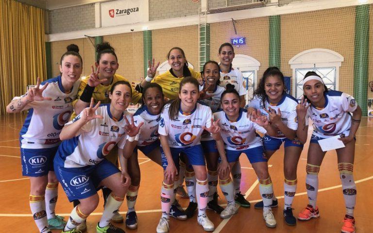 Sala Zaragoza jugará el II Trofeo Ciudad de Zaragoza contra el Cittá de Falconara