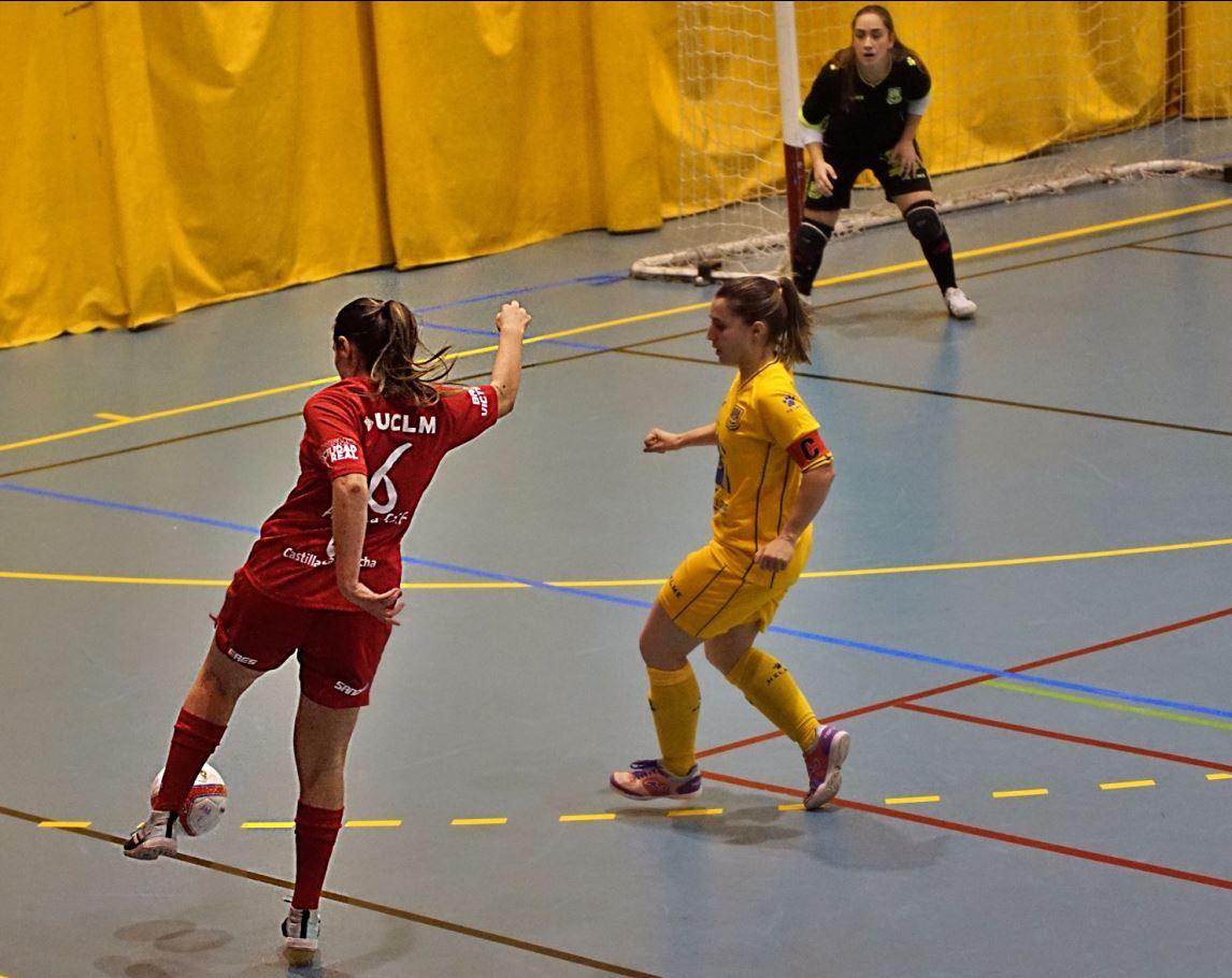 Previa: Bilbo C.F.S. Femenino - AD Alcorcón FSF. Jornada 16ª. 1ª Div. Fútbol Sala Femenino