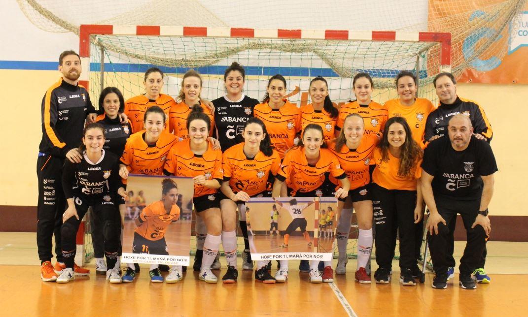 Crónica: Viaxes Amarelle FSF - CD Universidad de Valladolid. 2ª División. Grupo 1º. Jornada 8ª