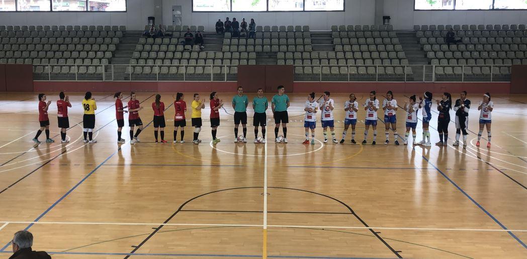 Sala Zaragoza vence y sale de los puestos de descenso