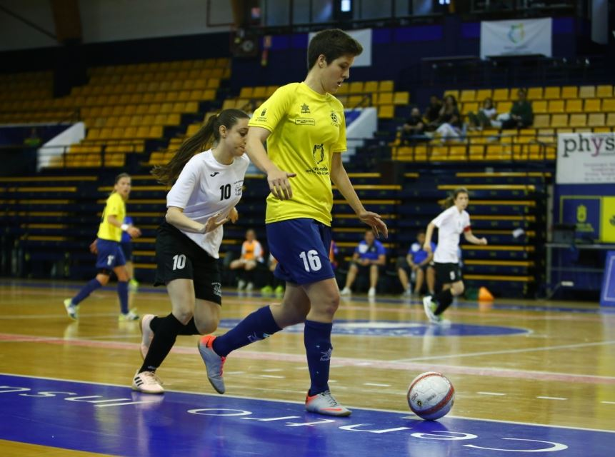 Crónica: Mora FSF - Preconte Telde . Jornada 22ª. 2ª División. Grupo 4º