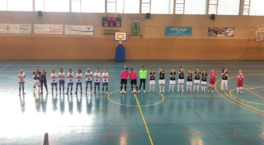 Sala Zaragoza empata en Móstoles y se la jugará en La Granja