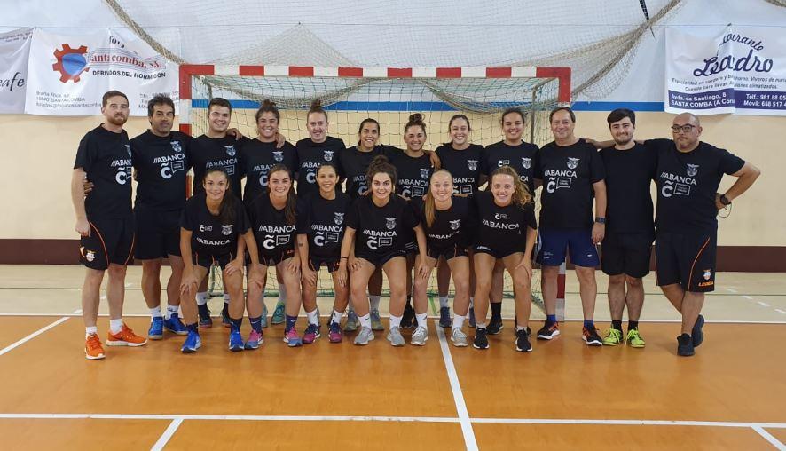 El Comarcal A Fervenza FSF y el Viaxes Amarelle FSF se baten a partido único para meterse en la semifinales de la Copa Galicia Femenina FS