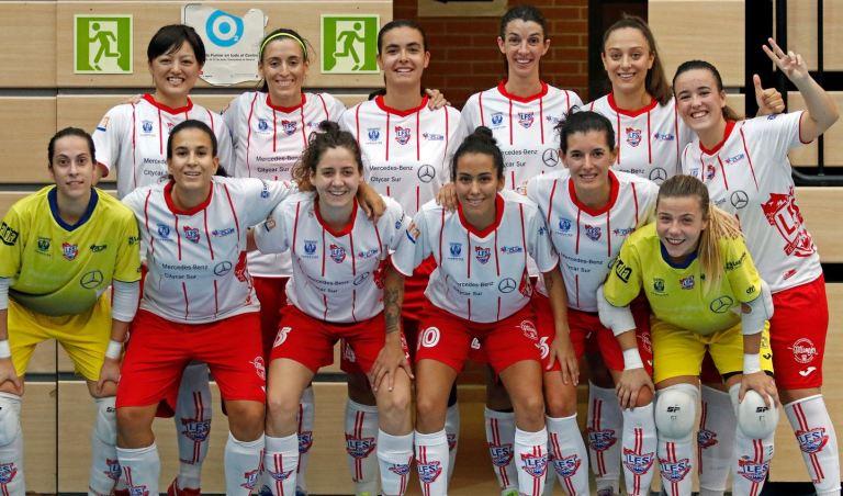 Crónica: CD Leganés FS - STV Roldán FSF. 1ª División. Jornada 18ª
