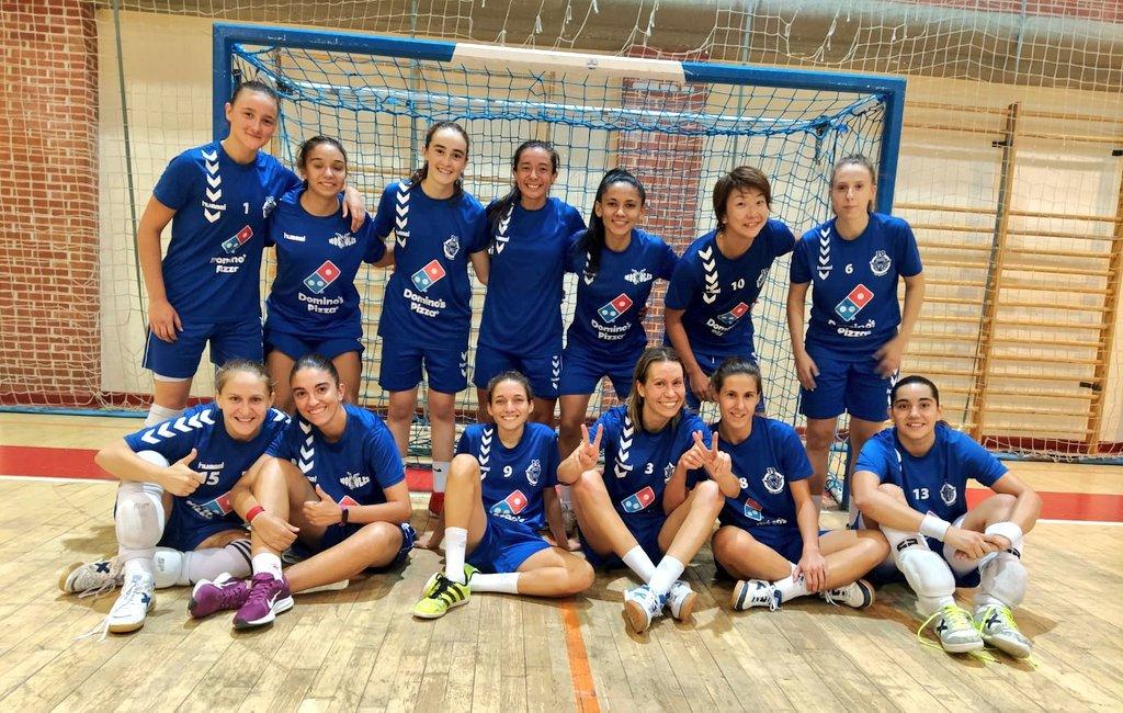 Previa: FSF Móstoles - Ourense Envialia FSF. 1ª División. Jornada 10ª