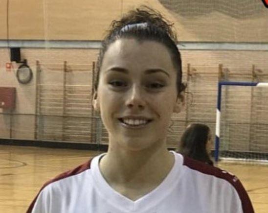 """Noelia Montoro (Jugadora de UCAM ElPozo Murcia FSF): """"Nuestro principal objetivo es ir creciendo como equipo, superarnos y trabajar día a día para que los resultados lleguen."""""""
