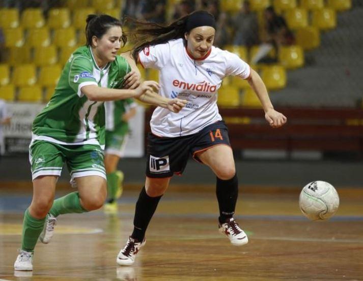 """Sara Moreno: """"Los objetivos son competir contra cualquiera e intentar mejorar o igualar lo de la anterior temporada"""""""