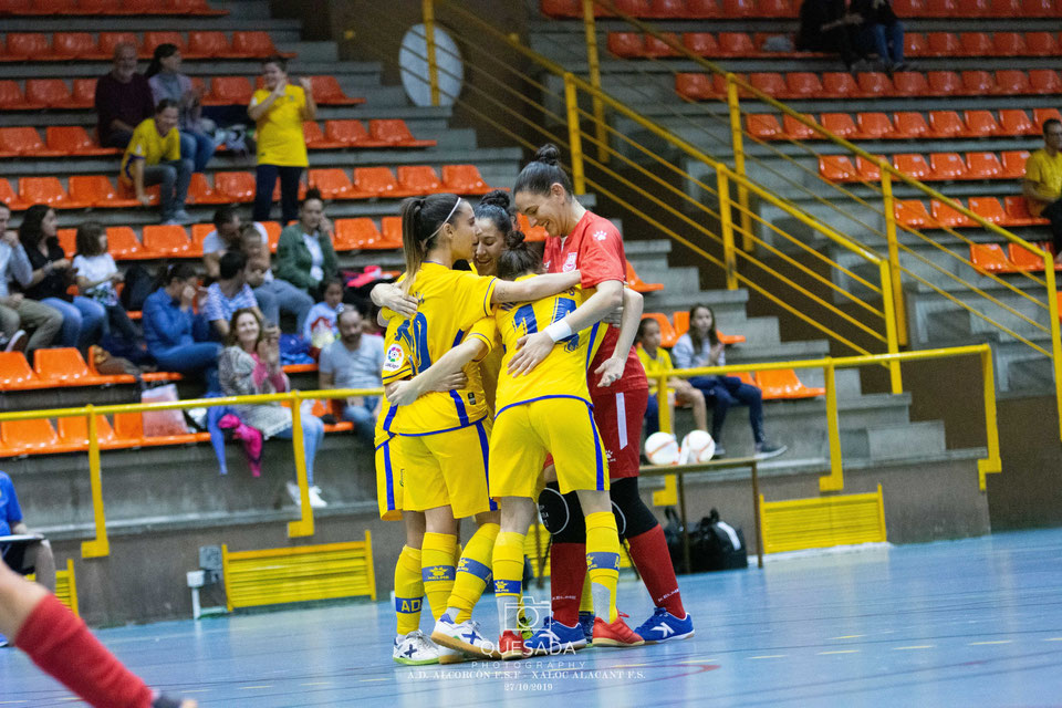 Crónica: FSF Móstoles - AD Alcorcón FSF. 1ª División. Jornada 18ª