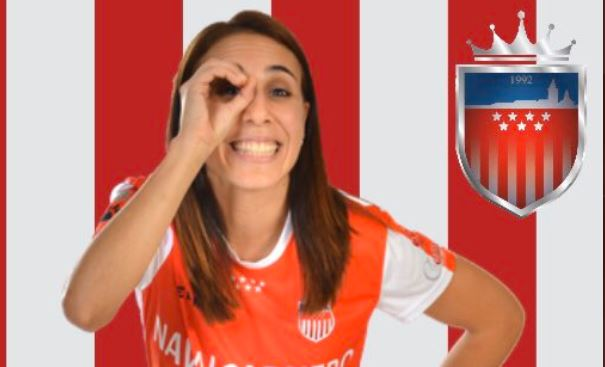 Leti (Jugadora de Futsi Atlético Navalcarnero):