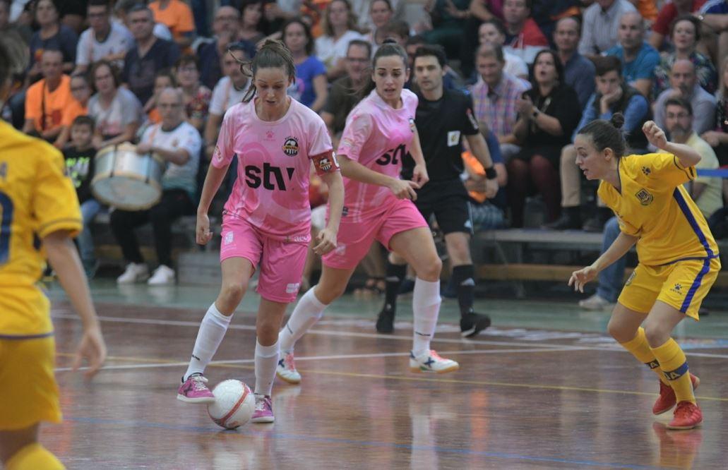 Previa: FS Majafahonda - STV Roldán FSF. Jornada 16ª. 1ª Div. Fútbol Sala Femenino