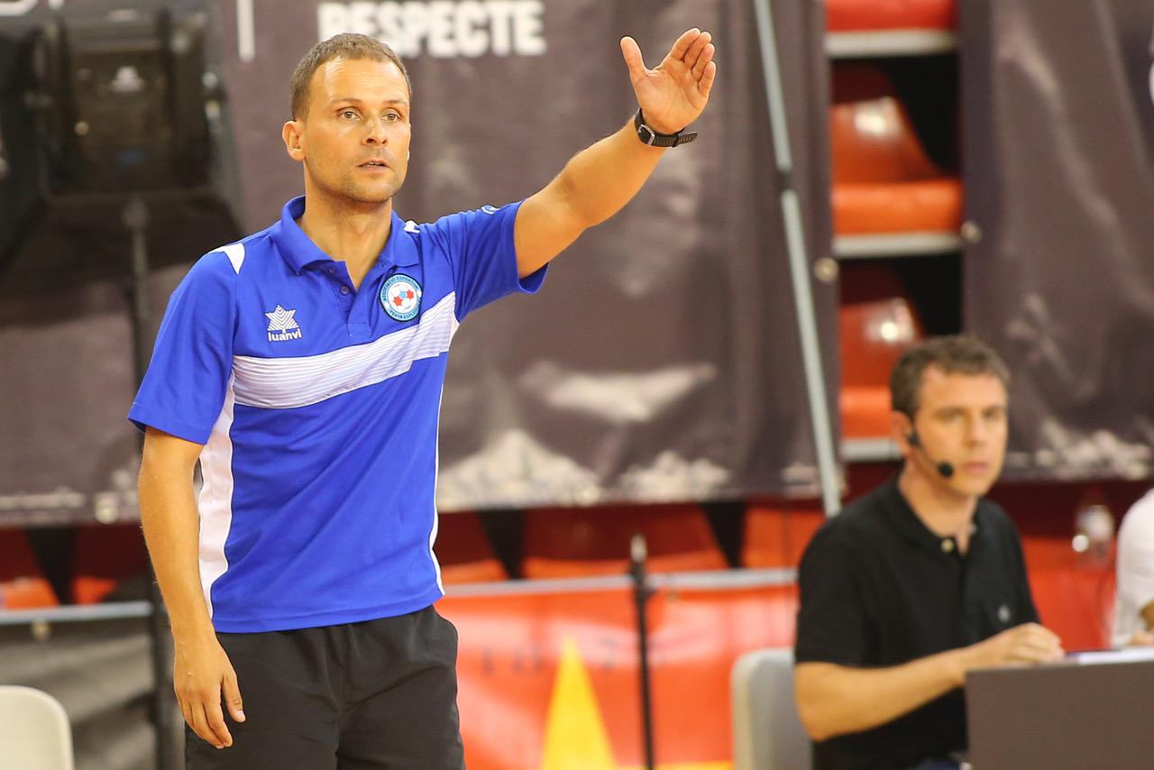 Robert Caneda deja de ser entrenador de AE Penay Esplugues