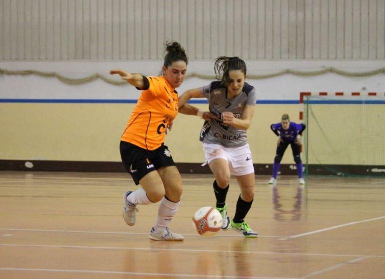 Previa: Viaxes Amarelle FSF - FSF Castro. Jornada 12ª. 2ª División. Grupo 1º. Fútbol Sala Femenino