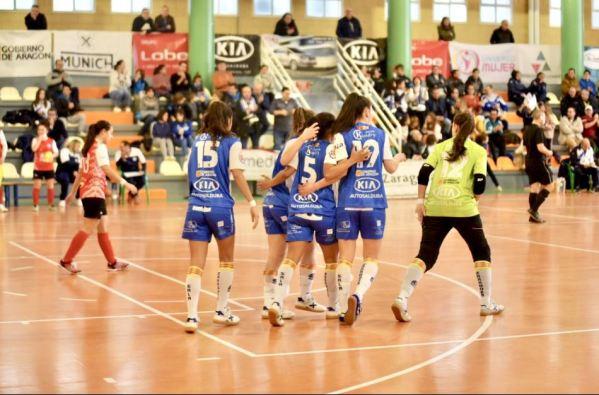 Crónica: Sala Zaragoza - FS Majadahonda. 1ª División. Jornada 17ª