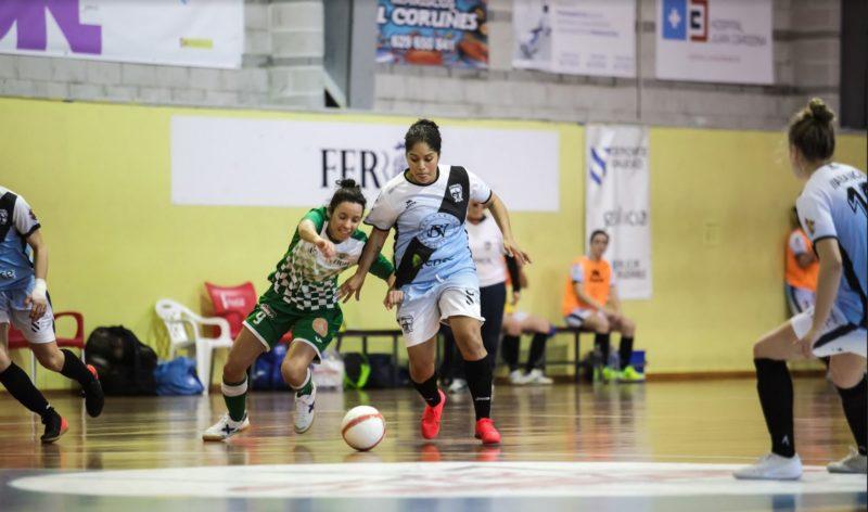 Solo dos victorias separan a O Fisgón Futsal del sueño de jugar en Primera División