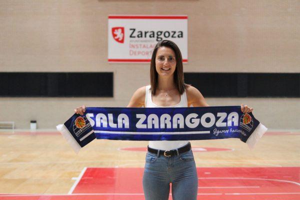 """Ana Etayo: """"El objetivo del equipo debe ser el de seguir creciendo cada semana"""""""