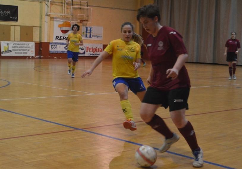 Raquel Atencia renueva una Temporada más como jugadora de C.D. Salesianos Puertollano