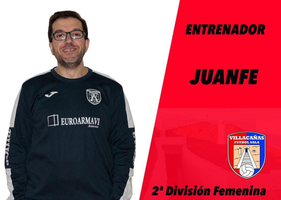 C.D.Fútbol Sala Villacañas renueva a su cuerpo técnico