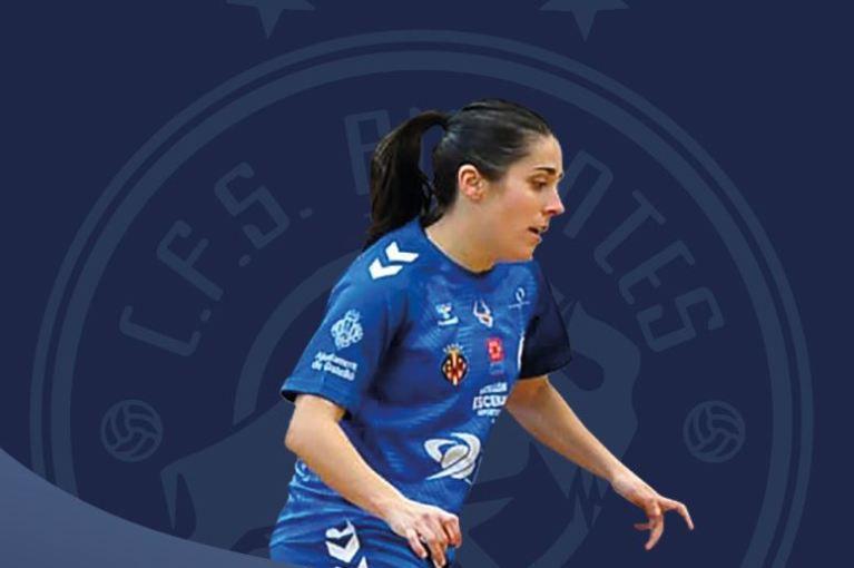 Ana Viciano renueva un año más con Bisontes Castellón FSF
