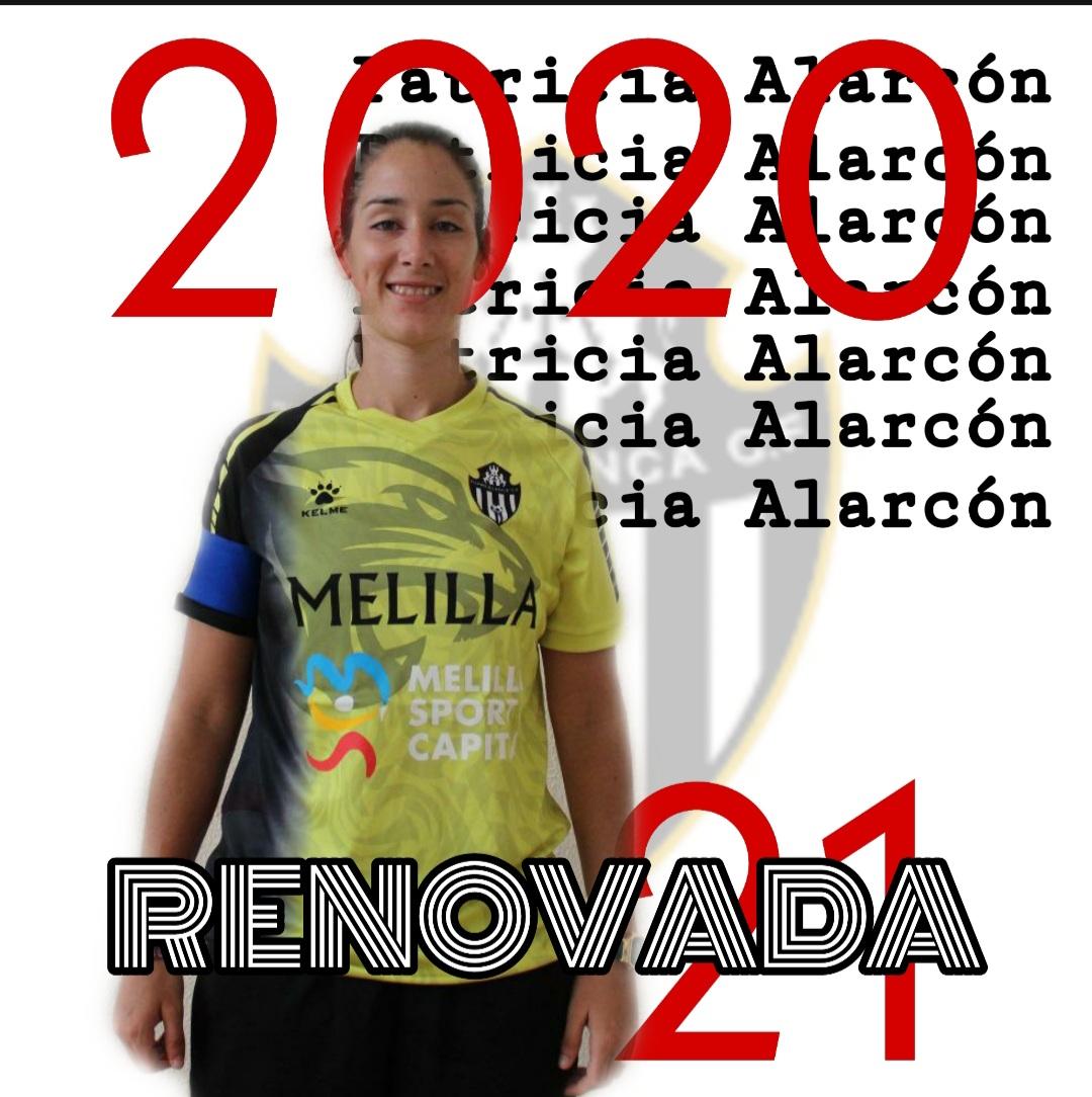 Patricia Alarcón renueva por MTC Torreblanca FS