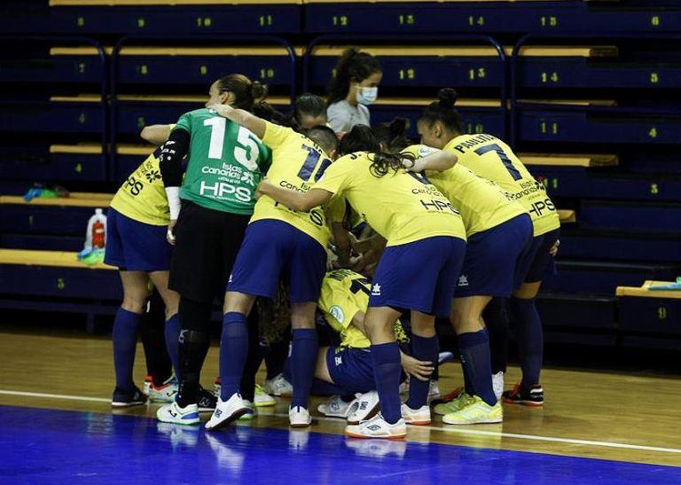 Previa del Partido: Gran Canaria Teldeportivo - Futsi Atlético Navalcarnero