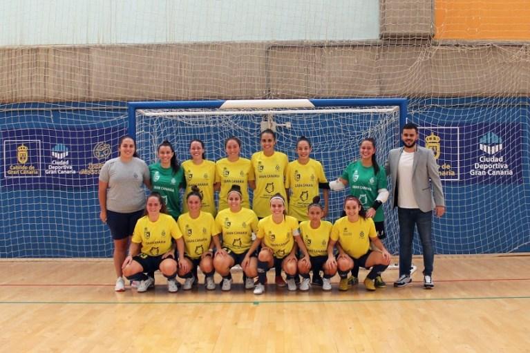 Crónica del Partido: ADAE Simancas - Gran Canaria Teldeportivo