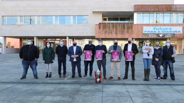 Presentada en Burela la Supercopa de España de Fútbol Sala Femenino