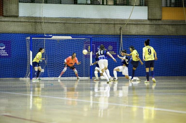 Crónica del Partido: Gran Canaria Teldeportivo - Bodegas Sommo Inter Sala Promesas