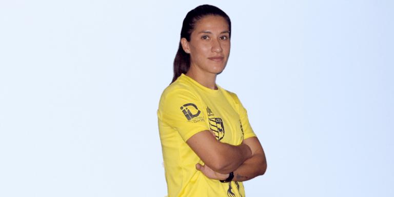 Anita Ontiveros nuevo fichaje de Gran Canaria Teldeportivo