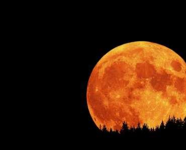Este domingo la Super Luna se bañará de sangre