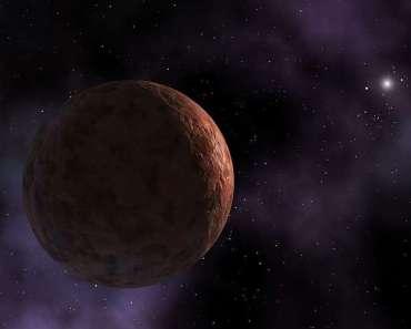 Conoce a Sedna, el planeta que quiso ser cometa