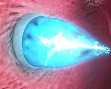 Usan luz ultravioleta para reparar el corazón